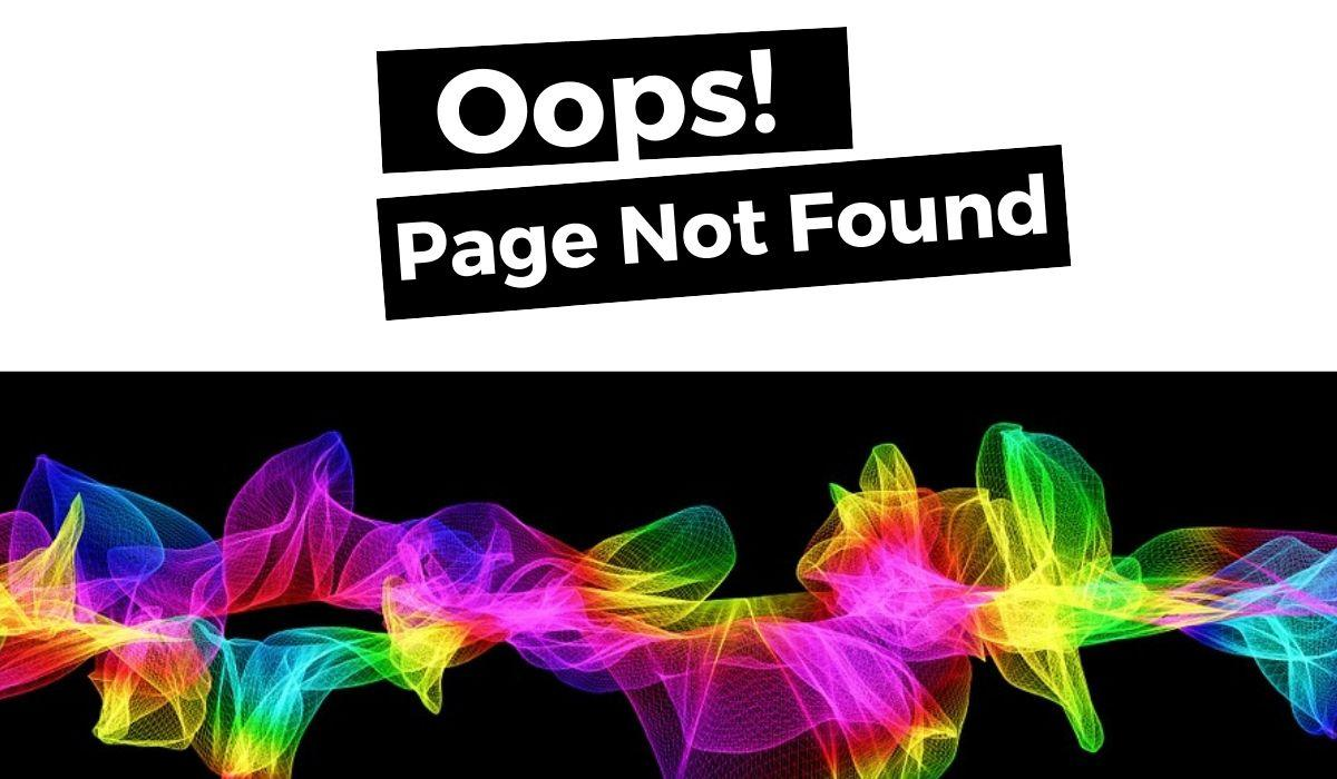 ops page not foud