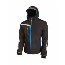 Giacca Quick in tessuto Soft Shell stretch traspirante antivento