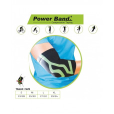 Gomitiera con Power Band taping integrato